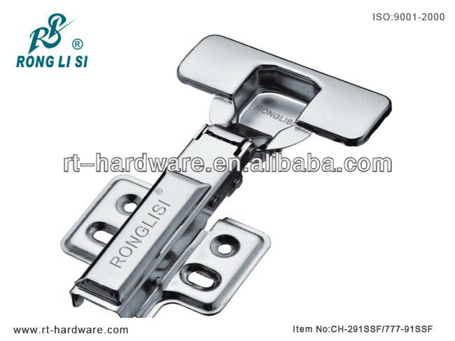 35mm cup soft-closing stainless steel hinge