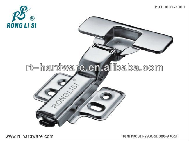 35mm cup clip-on soft-closing hinge