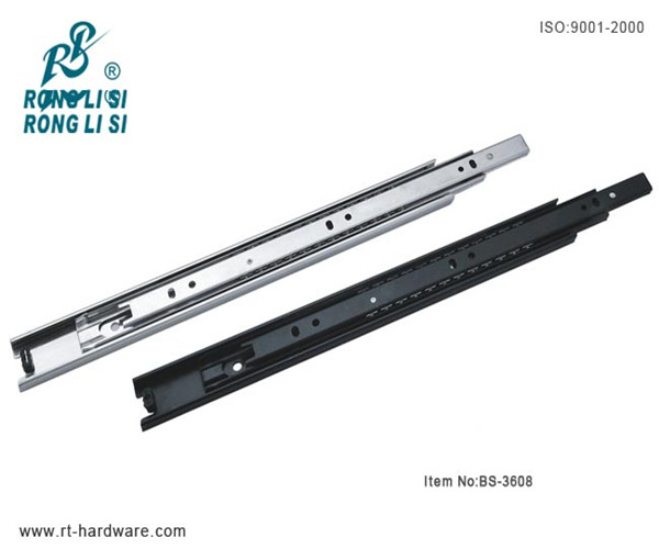 35mm width ball bearing drawer slide